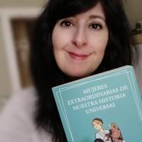 """""""Mujeres extraordinarias de nuestra historia universal"""" de Isamar Cabeza"""