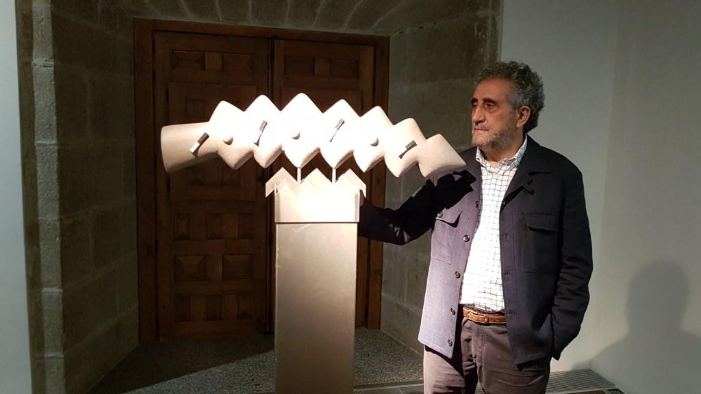 Editorial Amarante - Jesús Velayos - Expo Ávila 2021-22