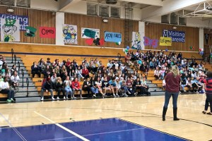 Leadership Conference Promotes District Unity