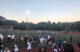 Football Falls to Las Lomas in Season Opener