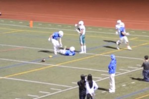 Football Takes a Hard Loss to Clayton Valley Charter High School