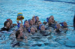 Women's Water Polo Wins Second North Coast Section Title in Three Years