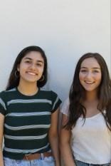 Leda Abkenari and Sydney Lauer, Feature Editors