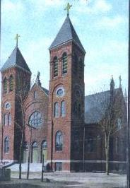 Saint George Parish Manchester New Hampshire