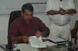 Prefeito Isaac Carvalho sancionou a Lei que instaura o Estatuto do Magistério no município