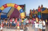 Governo de Curaçá promove Dia das Crianças antecipado em Riacho Seco