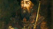 Ivan, o Terrível, é coroado o primeiro czar da Rússia