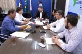 Prefeito de Petrolina e diretor da AMMPLA buscam melhorias para o trânsito da cidade