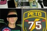 Homem é preso em Juazeiro acusado por tráfico