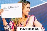 Popularidade em baixa – Público detona Patricia Abravanel em rede social: Falsa profeta!