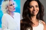 """Ana Maria Braga e Claudia Ohana discutem no ar durante o """"Mais Você"""""""