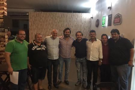 Novaes visita Sertão e discute novas ações