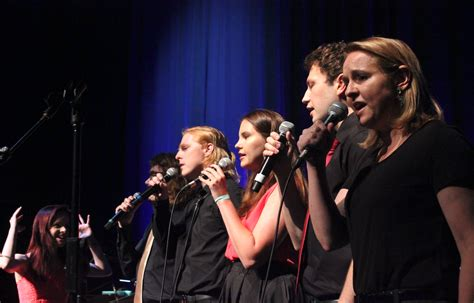 acapella choir in North London