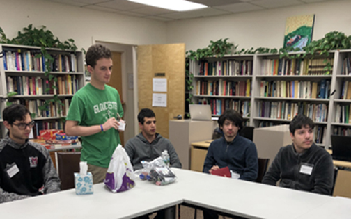 iStrive program for young autistic adults
