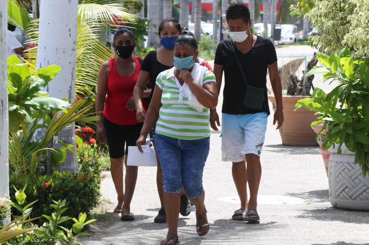 Resultado de imagen de Acapulco covid