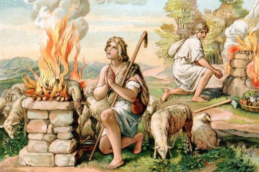 the.offerings.of.Cain.and.Abel.by.Duncan.Walker