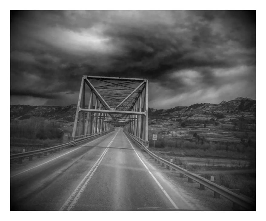 Bridge over Little Missouri