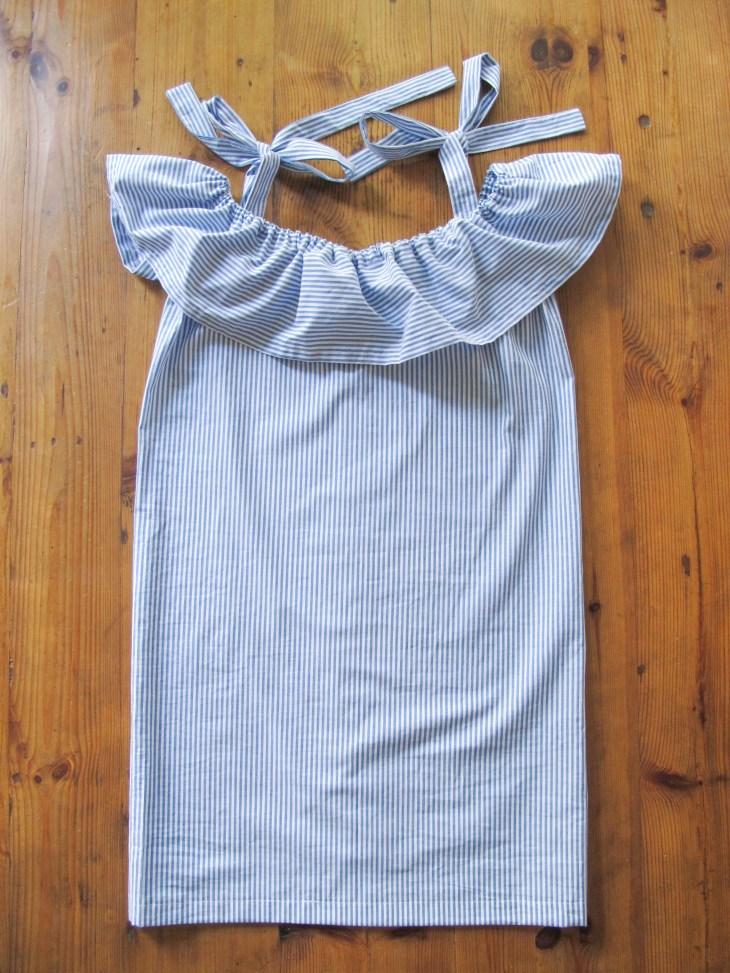 DIY-Robe-épaules-dénudées-29