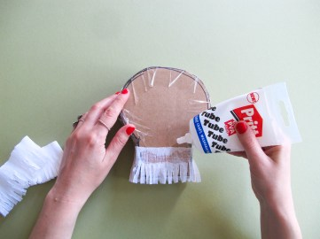 DIY // Les mini piñatas Halloween // A Cardboard Dream blog