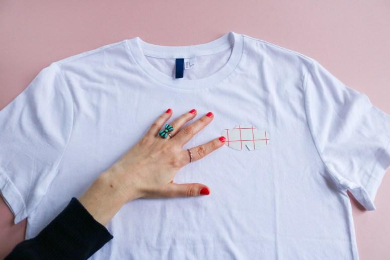 Free printable // Transfert Saint-Valentin // Valentine transfer // A Cardboard Dream blog