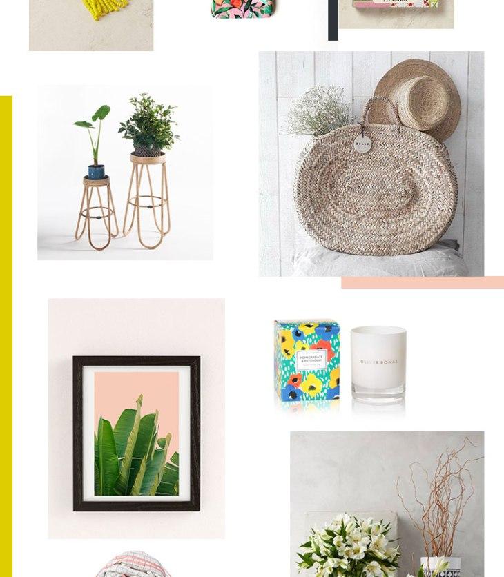 Idées cadeaux pour la fête des mères// A Cardboard Dream Blog