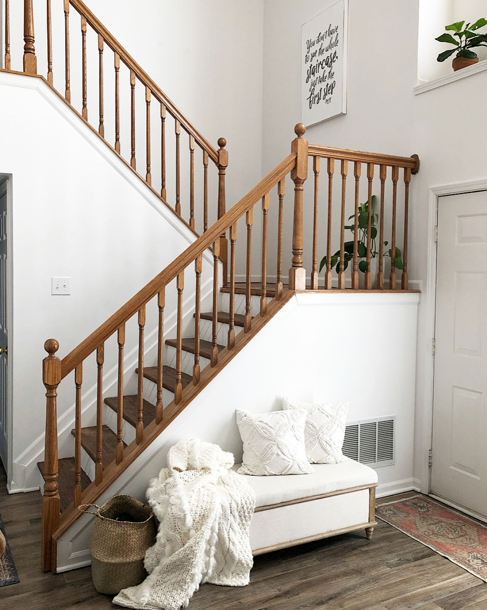 Staircase Makeover Part Ii