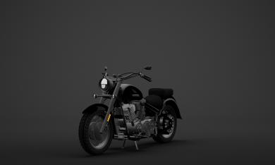 3Point BackDrop Studio Setup - Dark