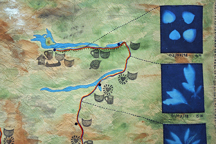 The Bike Trip Maps     A Cartographer s Story
