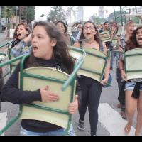 """""""ACABOU A PAZ - ISTO AQUI VAI VIRAR O CHILE"""": a saga dos estudantes secundaristas de São Paulo no documentário de Carlos Pronzato (assista na íntegra)"""