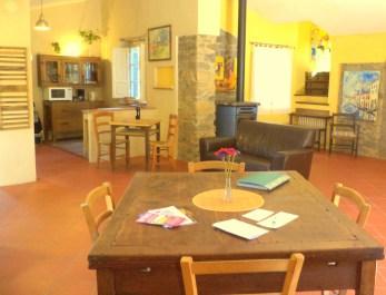 Living area/Zona giorno