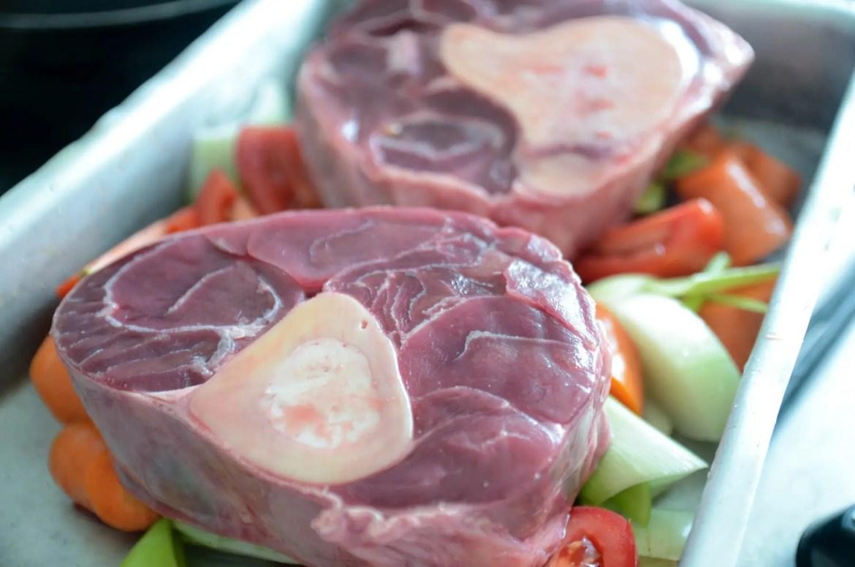 Receita de caldo de carne com ossobuco