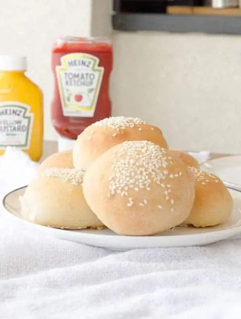 receita de hamburguinho de forno - lanche perfeito para a lancheira das crianças