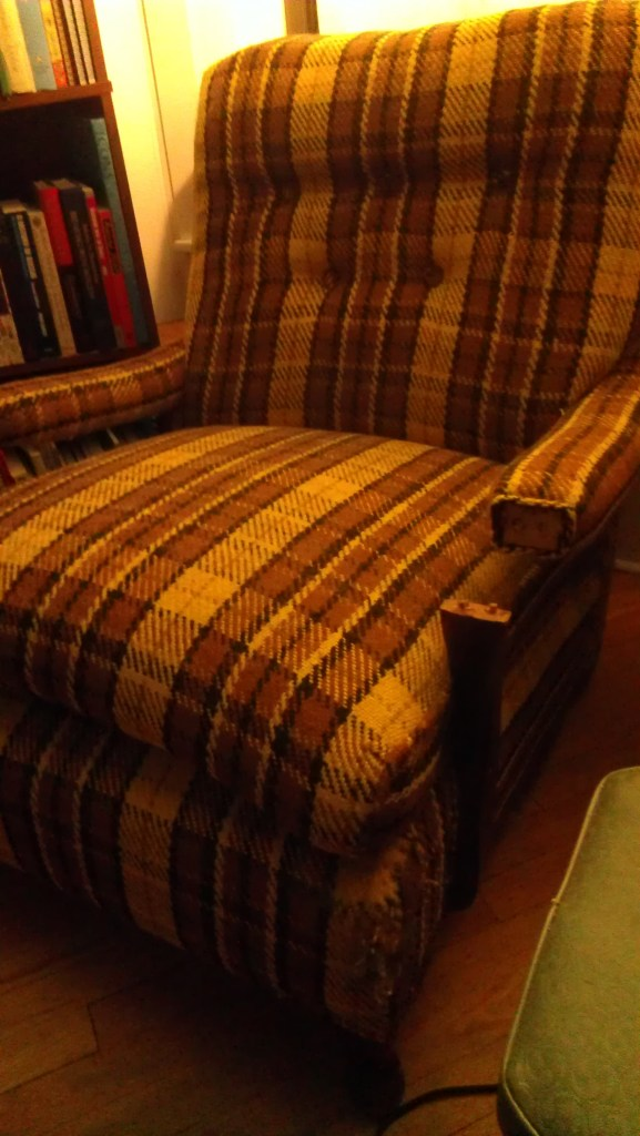 U Is For… Upholstery!