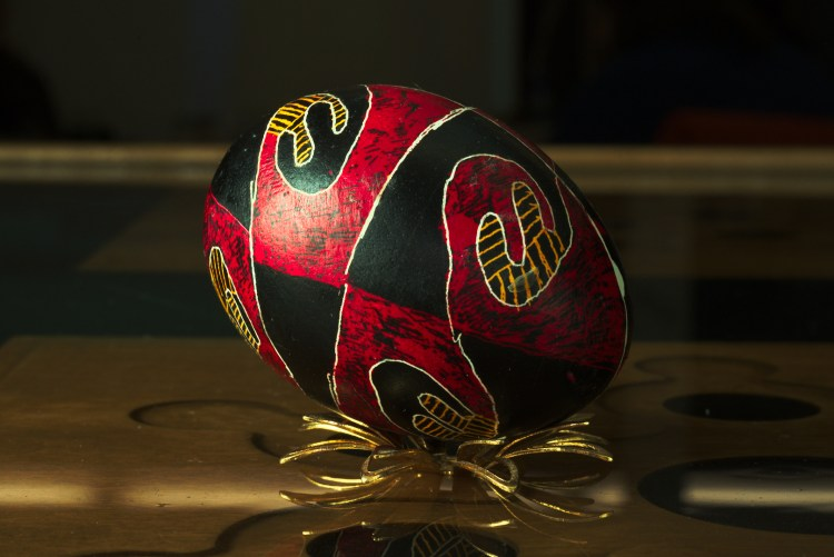 P Is For… Pysanky!
