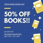50% OFF SALE!!!
