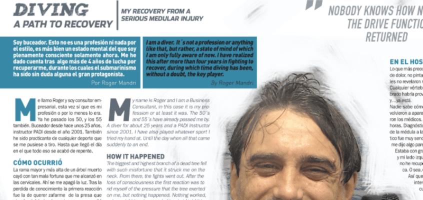 Submarinisme, un camí per a la recuperació – (integral)