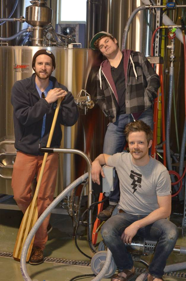 The Wrought Iron Brewing Crew (now Good Robot)