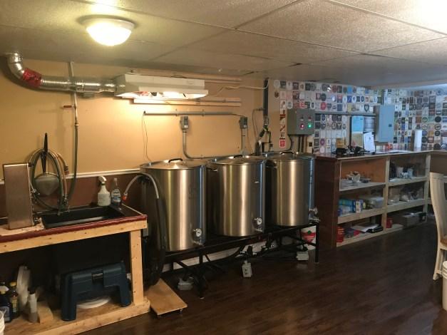 morALE Brewsters brewhouse