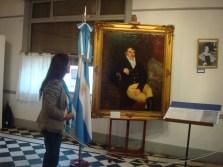 Cuadro del General Belgrano por Carbonero