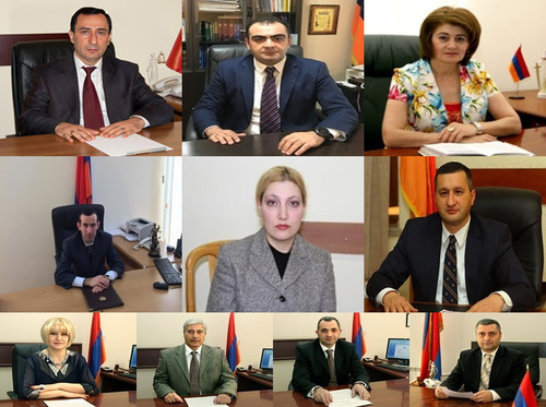 "The Armenian version of the ""Magnitsky List"""
