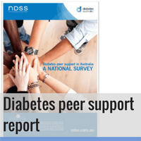DIABETES PEER SUPPORT