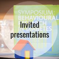 Invited Presentations