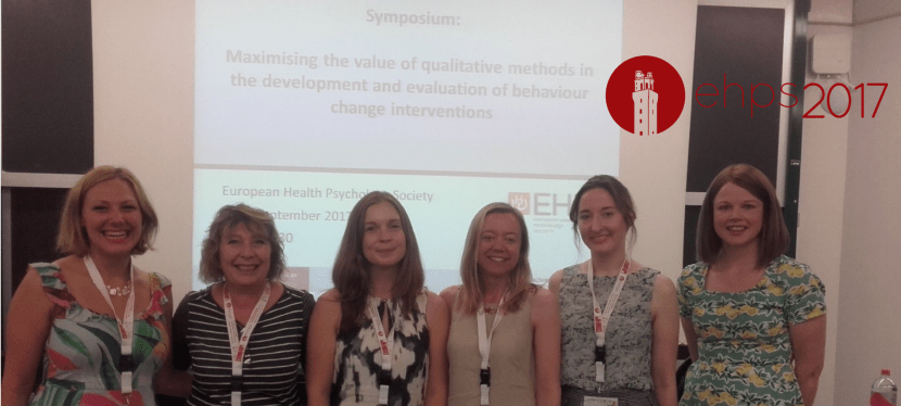 Innovative ideas in Health Psychology, EHPS 2017 exceeded all expectations