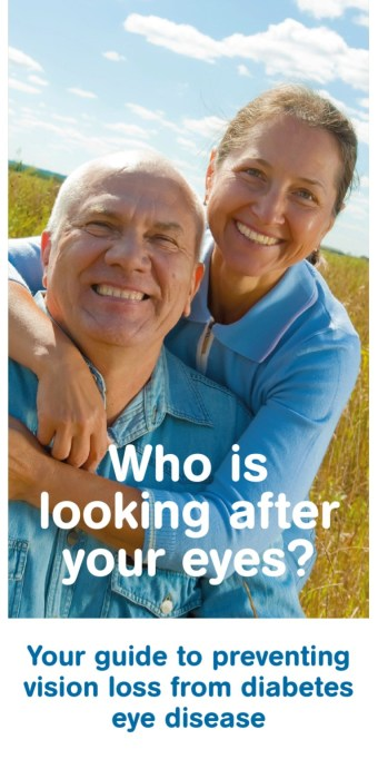 Eye Leaflet Adults 40+