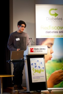 Launch of Diabetes Australia's Language Position Statement