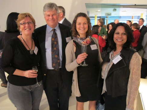 Launch of the Behavioural Research Centre 155