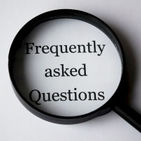 Faq Search Magnifying Glass Ask Frequent Help