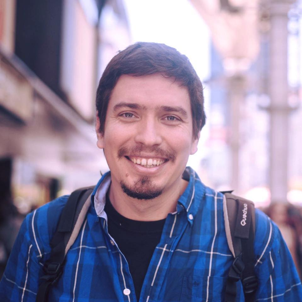 Carlos Scheuch Faro Travel