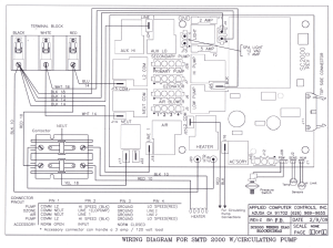 Wiring Diagrams – ACC Spas – Applied Computer Controls