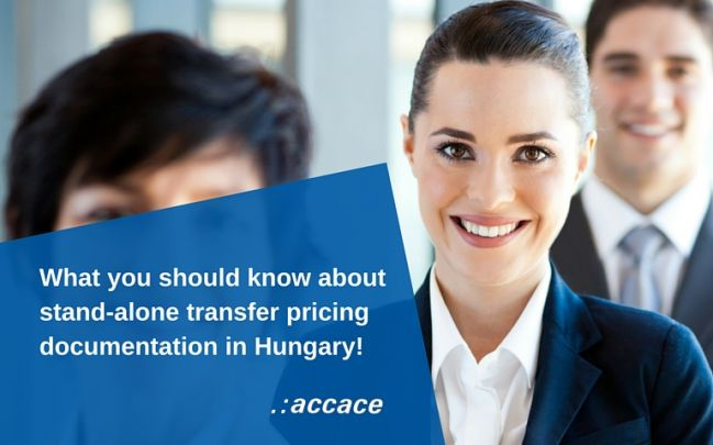 Stand-alone Transfer Pricing Documentation in Hungary